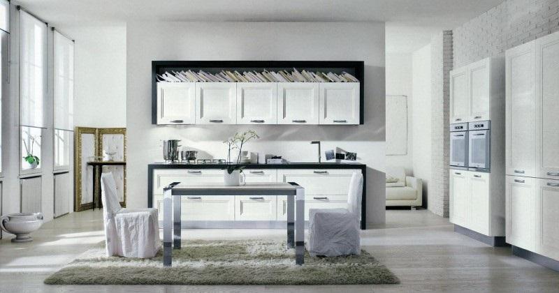 Кухня Альба Бьянко