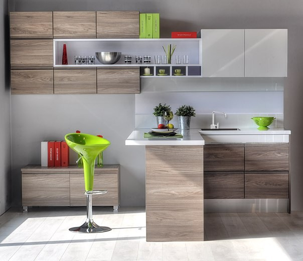 Кухня Сангалло