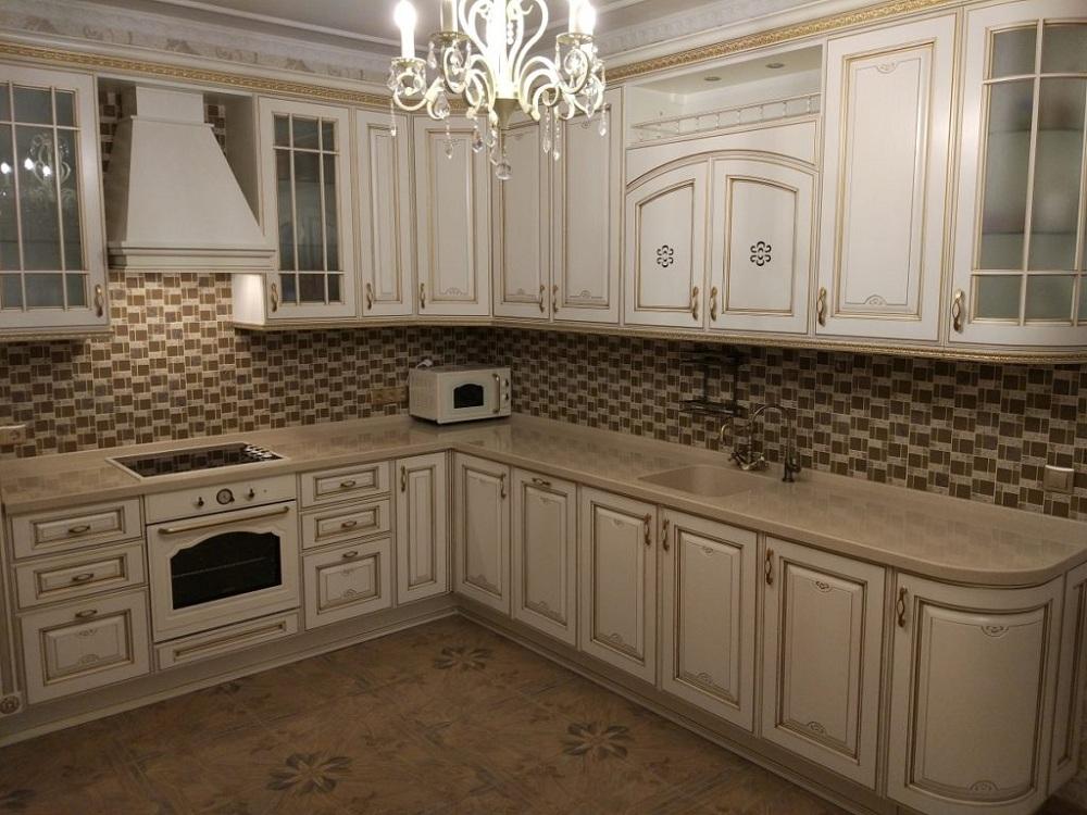Кухня Афина Оро