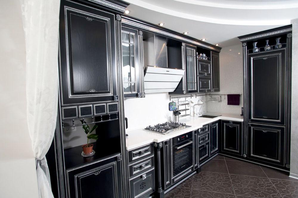 Кухня Афина Неро