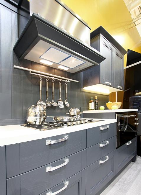 Кухня Манчестер серый жемчуг