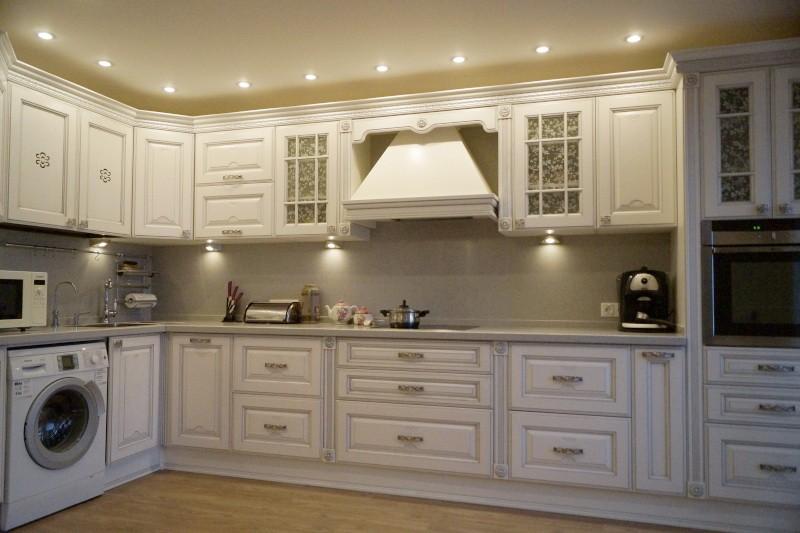 фото афина кухня